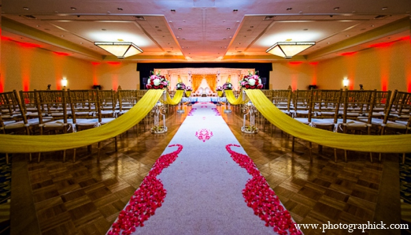 Indian wedding ceremony design in Chantilly, VA Indian Wedding by Photographick Studios
