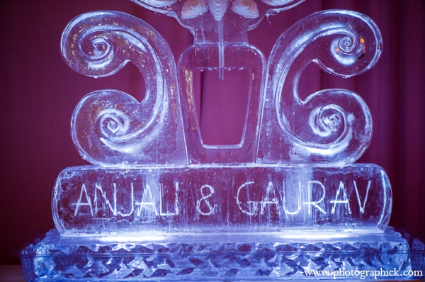 Featured Indian Weddings,Ice Sculptures,Photographick Studios