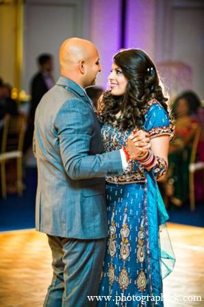 Indian wedding reception outfits in Chantilly, VA Indian Wedding by Photographick Studios