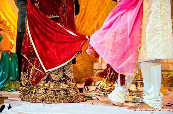 Indian wedding tradition rituals in Chantilly, VA Indian Wedding by Photographick Studios