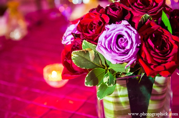 Wedding floral in Chantilly, VA Indian Wedding by Photographick Studios