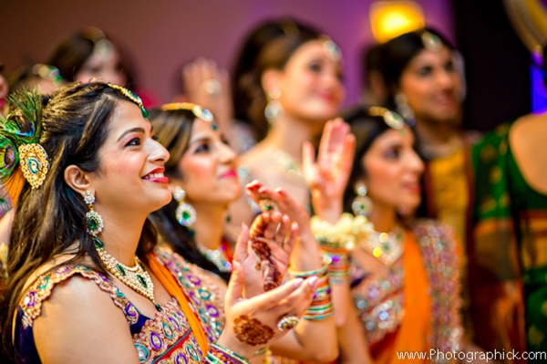 Indian-wedding-bridal-party-ceremony