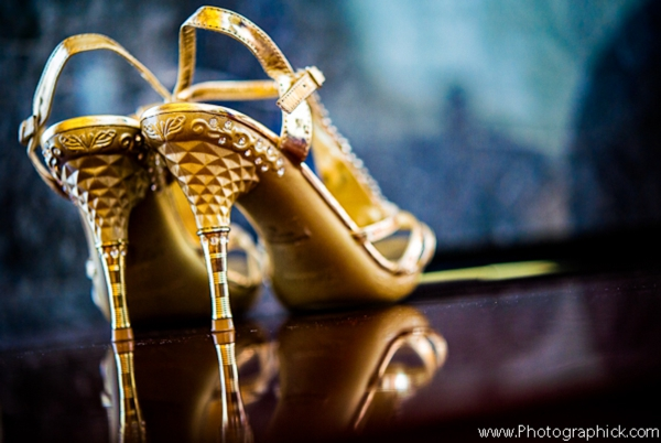 Indian-wedding-bridal-shoes-gold-stilletos