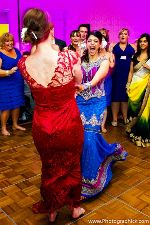 Indian-wedding-bride-dancing-celebration