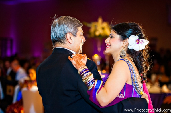 Indian-wedding-bride-father-dance-reception