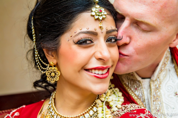 Indian-wedding-bride-groom-portrait-fusion
