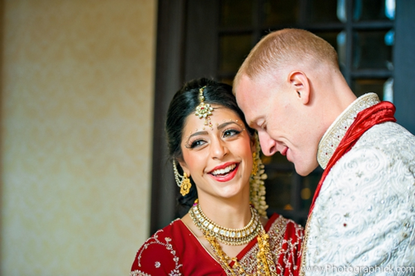 Indian-wedding-fusion-couple-before-ceremony