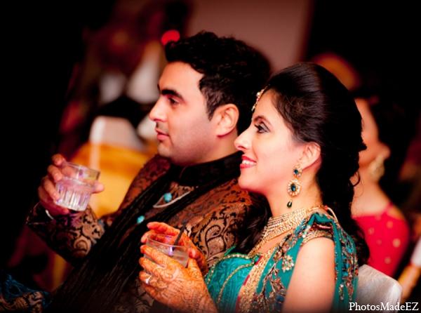 Indian wedding bride groom photo