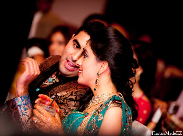 Indian wedding bride groom tradition