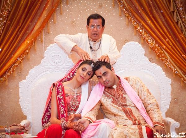 Indian wedding ceremony tradition mandap