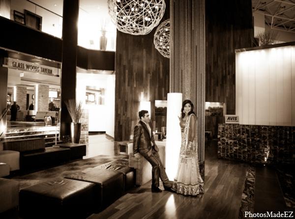 Indian wedding photography bride groom