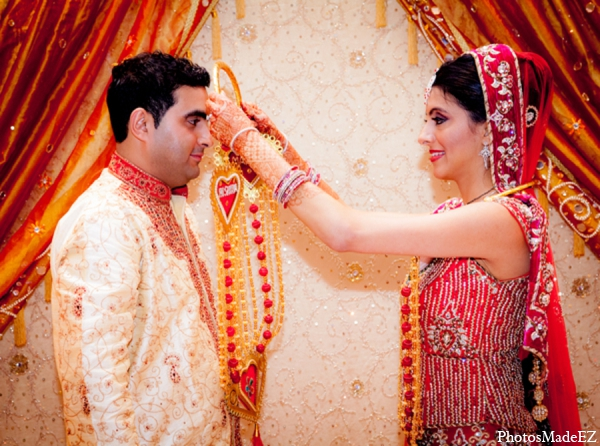 Indian wedding traditional ceremony