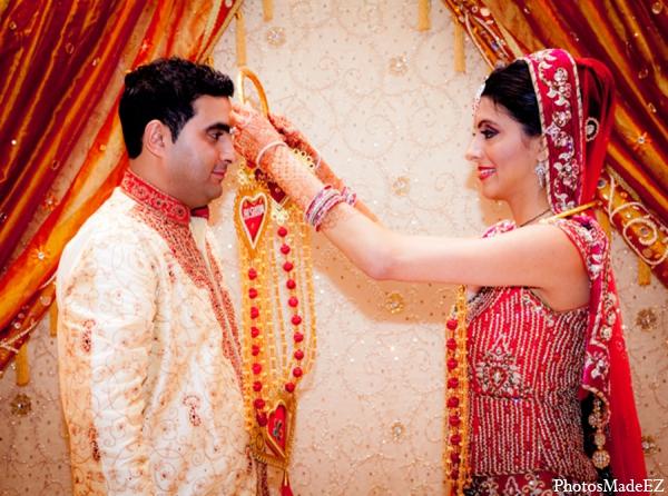 Indian wedding traditional ceremony