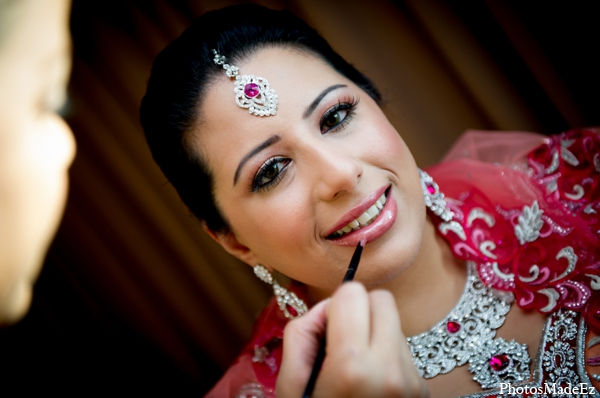 bridal jewelry,Hair & Makeup,indian wedding makeup,indian bridal makeup,indian bride makeup,PhotosMadeEz