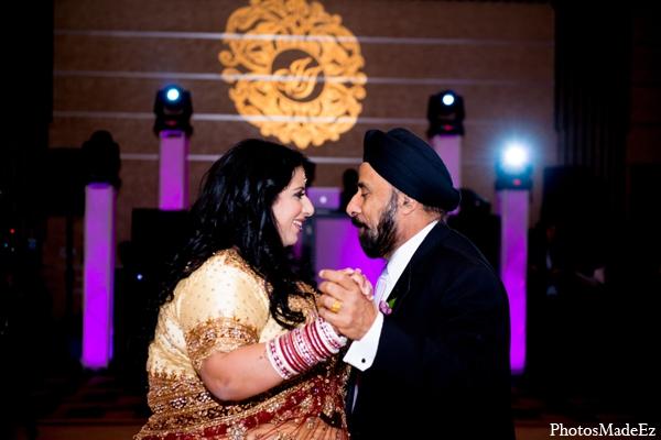 Indian wedding father bride dance in Philadelphia, Pennsylvania Sikh Wedding by PhotosMadeEz