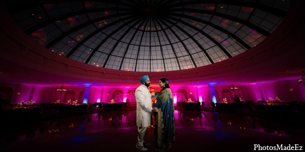 indian wedding traditional reception venue