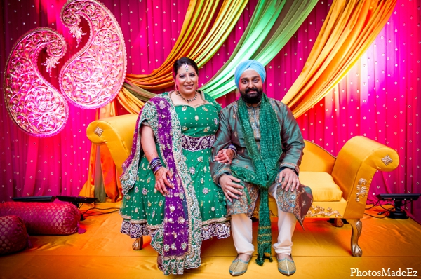 Haldi Ceremony Decor Punjabi Weddings T Punjabi