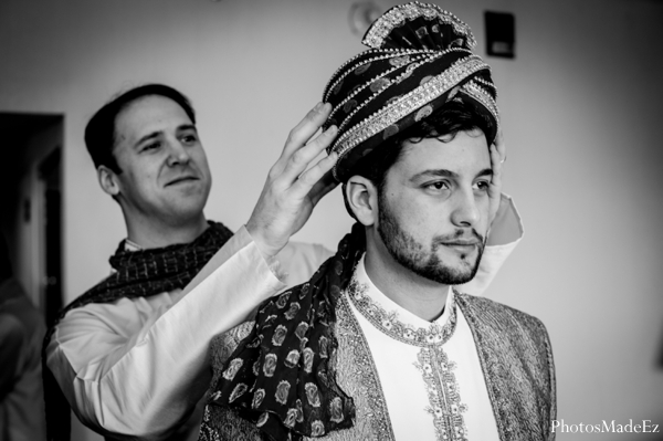 white,black,indian-wedding-sherwani,indian-wedding-groom,black and white photography,groom's traditional sherwani,groom in traditional dress