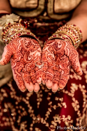 Indian wedding bride henna mehndi artists in Eatontown, New Jersey Indian Wedding by PhotosMadeEz