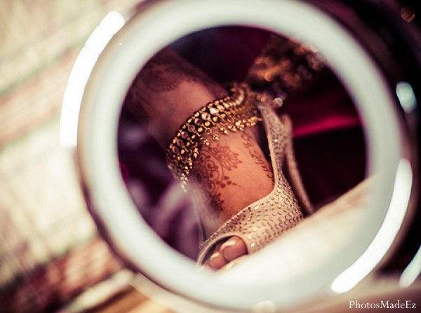Indian wedding bridal fashions shoes in Drexel Hill, PA Indian Wedding by PhotosMadeEz