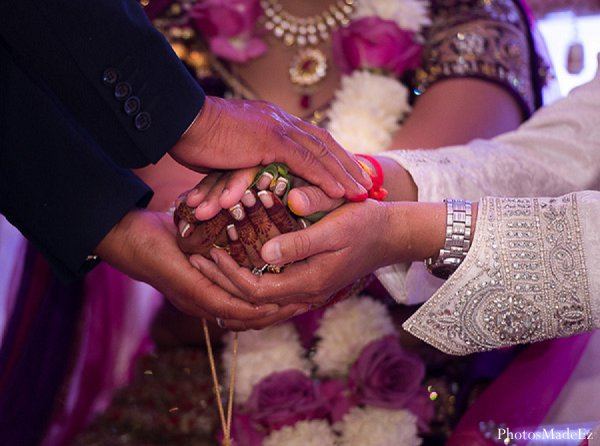 Indian wedding ceremony traditions in Drexel Hill, PA Indian Wedding by PhotosMadeEz