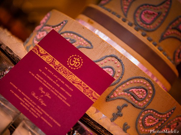 Indian wedding invitations reception in Drexel Hill, PA Indian Wedding by PhotosMadeEz