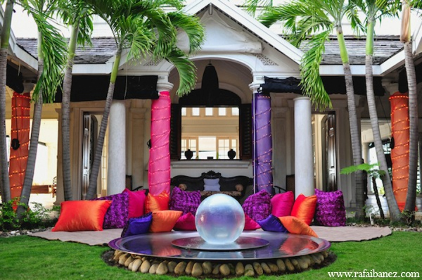 purple,hot pink,Planning & Design,Venues,ideas for indian wedding reception,indian wedding decoration ideas,indian wedding ideas,Rafa Ibanez Photography
