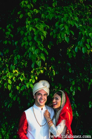 Indian wedding portraits in Hanover Parish, Jamaica Indian Wedding by Rafa Ibáñez Photography