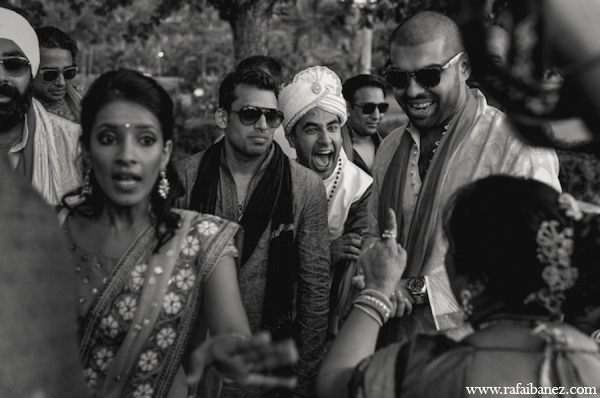 Indian wedding traditional baraat in Hanover Parish, Jamaica Indian Wedding by Rafa Ibáñez Photography