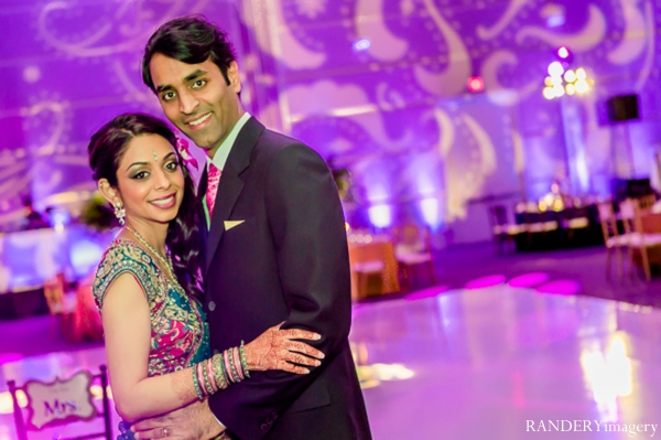 Indian wedding bride groom lighting reception in Ontario, California Indian Wedding by RANDERYimagery