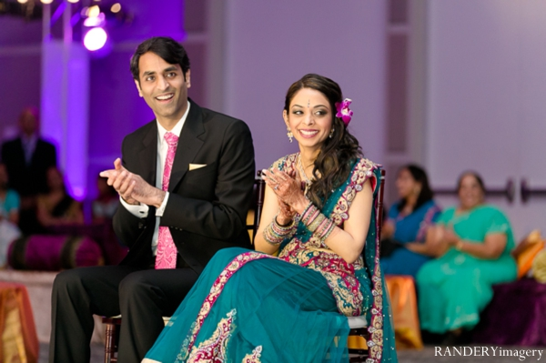 Indian wedding bride groom reception in Ontario, California Indian Wedding by RANDERYimagery