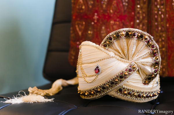 Indian wedding groom traditional dress in Ontario, California Indian Wedding by RANDERYimagery