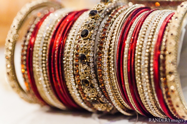 Indian wedding bridal jewelry traditional bangles in Ontario, California Indian Wedding by RANDERYimagery