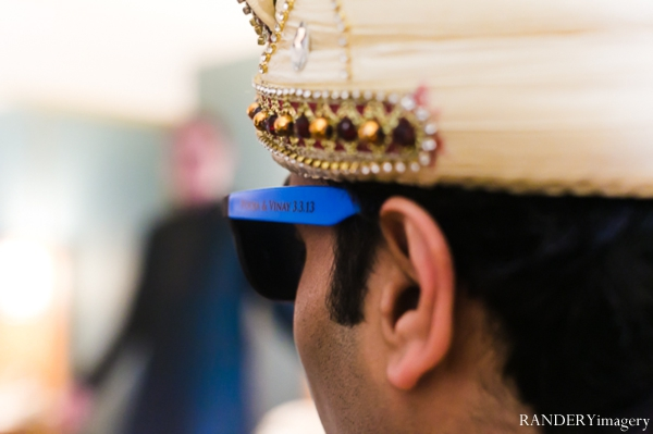 Indian wedding groom traditional ceremony dress in Ontario, California Indian Wedding by RANDERYimagery
