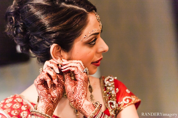 Indian wedding bridal portraits traditional in Ontario, California Indian Wedding by RANDERYimagery