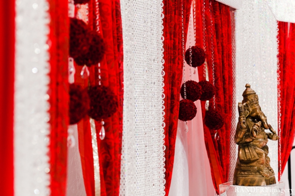 Indian wedding decor inspiration design in Ontario, California Indian Wedding by RANDERYimagery