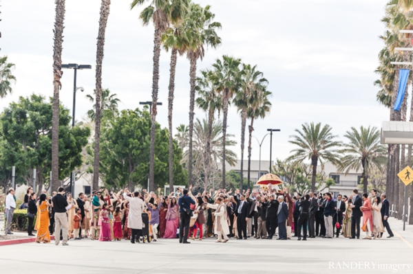 Indian wedding baraat traditional celebration in Ontario, California Indian Wedding by RANDERYimagery