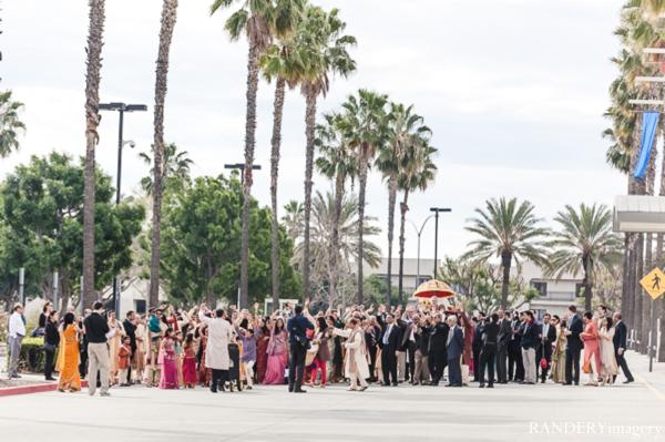 Indian wedding baraat traditional celebration in Ontario, California Indian Wedding by RANDERYimagery