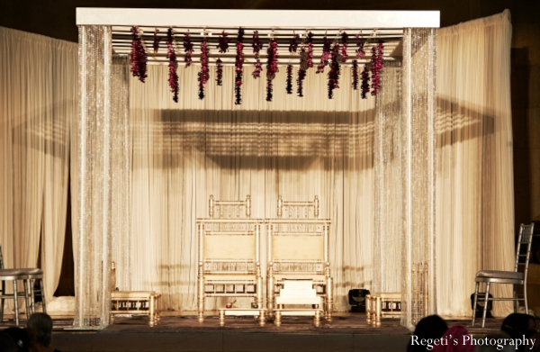 Indian wedding ceremony decor mandap inspiration