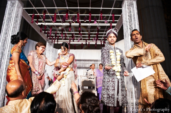 Indian wedding ceremony family bride groom inspiration