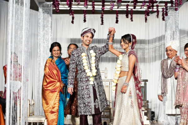 Indian wedding ceremony traditional bride customs groom