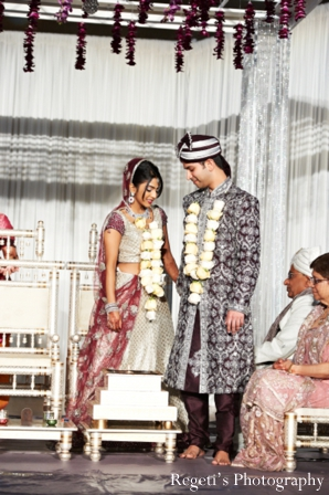 Indian wedding ceremony traditional groom bride customs