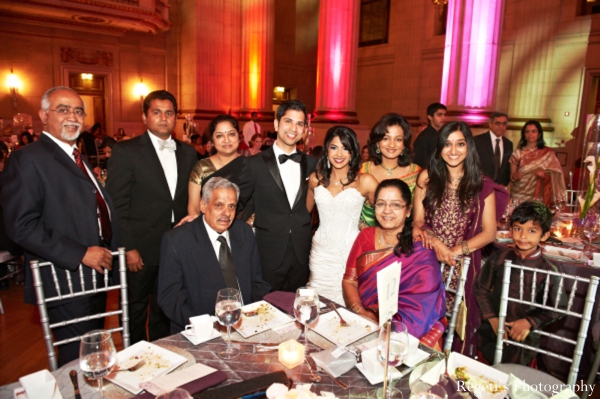 Image result for wedding guests with bride and groom at reception