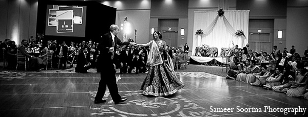 Elegant indian wedding bride groom in Phoenix, Arizona Indian Wedding by Sameer Soorma Photography
