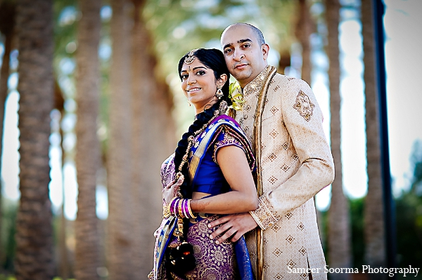 Indian bride groom wedding photography in Phoenix, Arizona Indian Wedding by Sameer Soorma Photography
