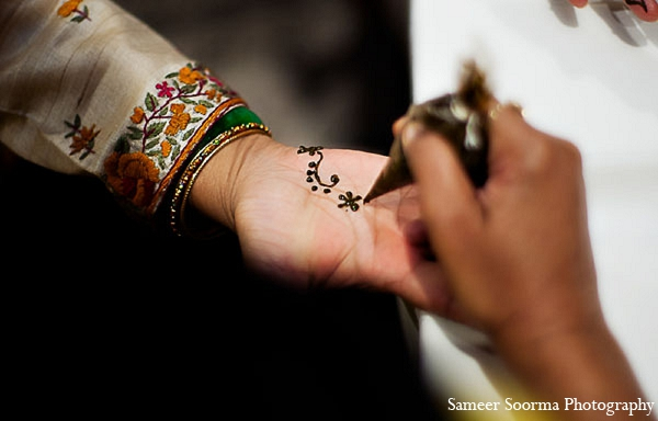 Indian photography mehndi traditional customs in Phoenix, Arizona Indian Wedding by Sameer Soorma Photography