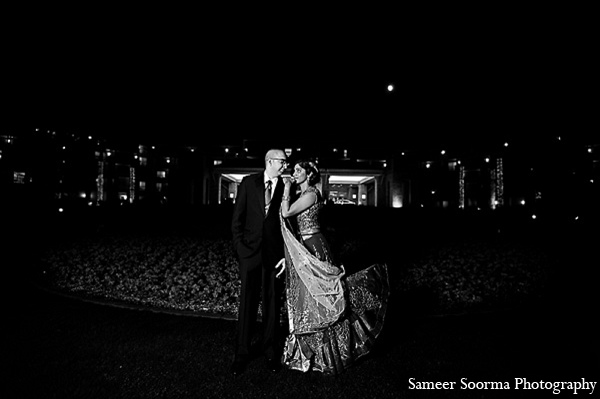 Indian reception bride groom wedding in Phoenix, Arizona Indian Wedding by Sameer Soorma Photography