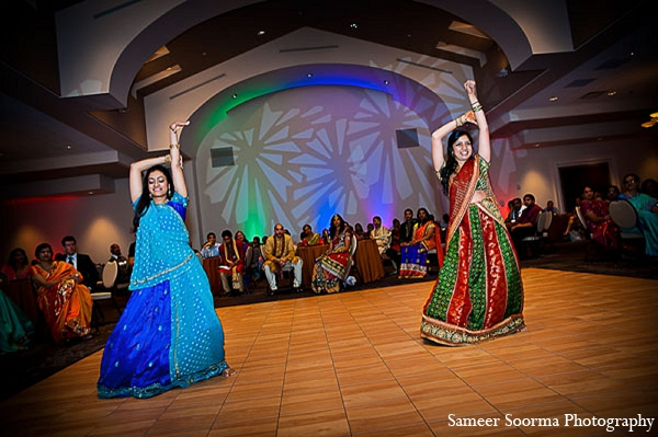 Indian reception clothing fashion tradition in Phoenix, Arizona Indian Wedding by Sameer Soorma Photography