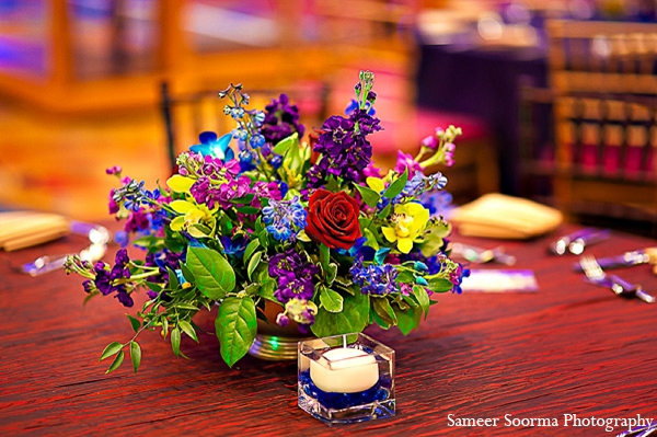 Indian reception decor ideas photography in Phoenix, Arizona Indian Wedding by Sameer Soorma Photography