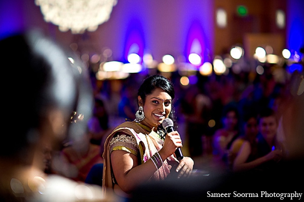 Indian reception photography ideas decorations in Phoenix, Arizona Indian Wedding by Sameer Soorma Photography